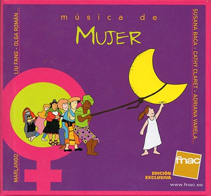 Música de mujer (Obra colectiva)