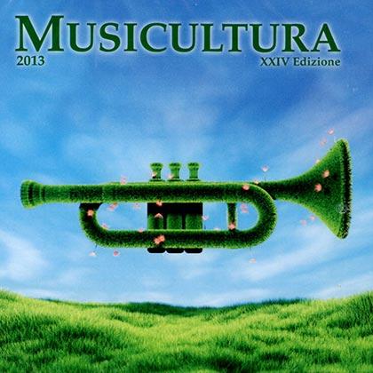 Musicultura 2013 - XXIV Edizione (Obra colectiva) [2013]