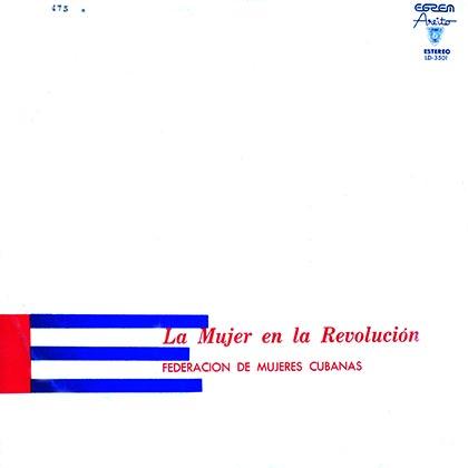 La Mujer en la Revolución (Obra colectiva) [1975]