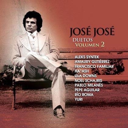 Duetos Volumen 2 (José José)