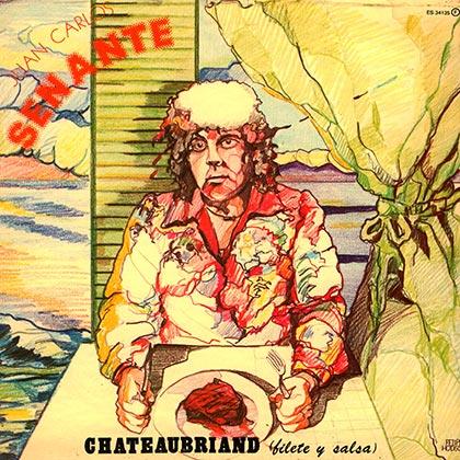 Chateaubriand (Filete y salsa) (Juan Carlos Senante) [1980]