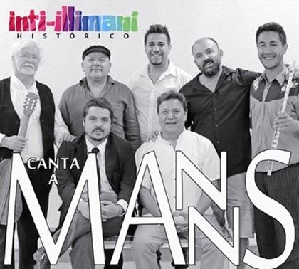 Inti-Illimani Histórico canta a Manns (Inti-Illimani Histórico) [2014]