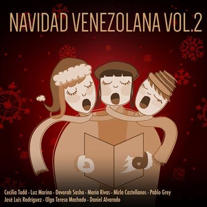 Navidad venezolana Vol. 2 (Obra colectiva) [2013]