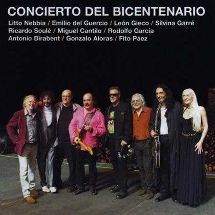 Concierto del Bicentenario (Obra colectiva) [2011]