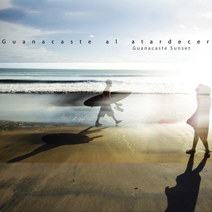 Guanacaste al atardecer (Obra colectiva)