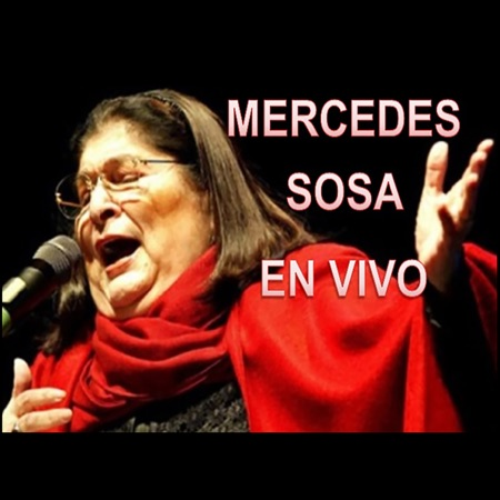 En vivo (Mercedes Sosa) [2013]