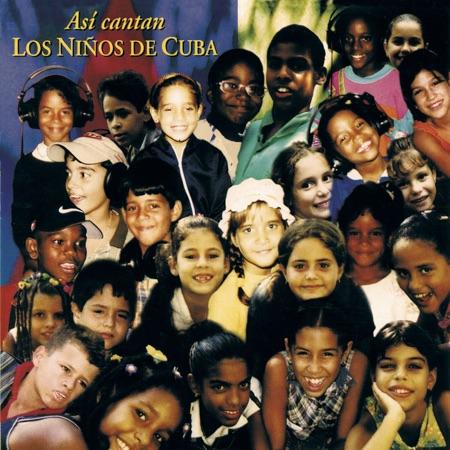 Así cantan los niños de Cuba (Carlos Cano)