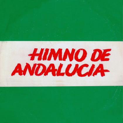 Himno de Andalucía (Carlos Cano) [1977]