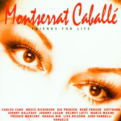 Friends for life (Montserrat Caballé) [1997]