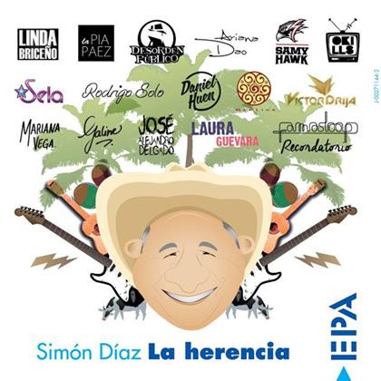 Simon Diaz, La Herencia (Obra colectiva) [2015]