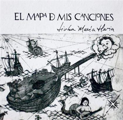 El mapa de mis canciones (Liuba María Hevia) [2014]
