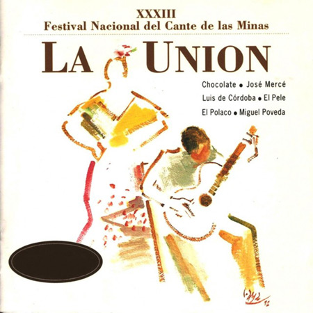 XXXIII Festival Nacional Cante de las Minas La Unión 1993 (Obra colectiva)
