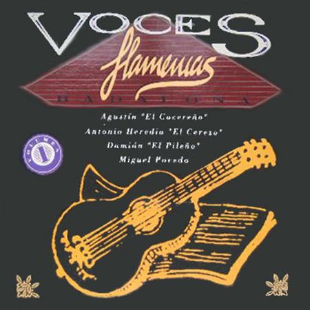 Voces flamencas de Badalona (Obra colectiva)