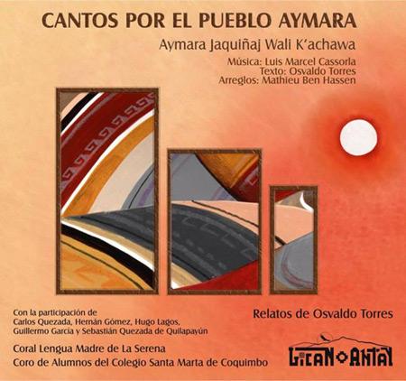 Cantos por el Pueblo Aymara (Aymara jaquiñax wali k