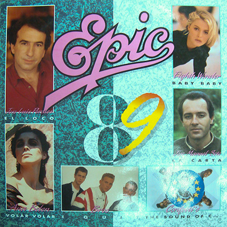 Epic 89 (Obra colectiva) [1989]