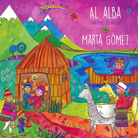 Al alba. Canciones de Navidad (Marta G�mez)