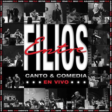 Canto y Comedia en vivo (Entre Filios) [2015]
