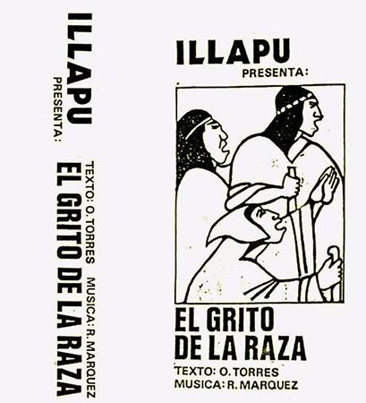 El grito de la raza (Illapu) [1979]