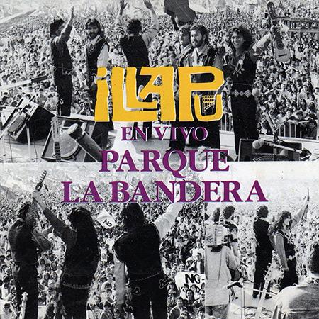 Parque La Bandera (En vivo) (Illapu) [1989]