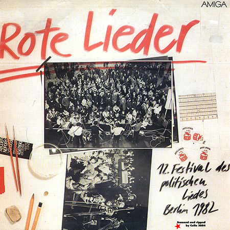 12. Festival des politischen Liedes (Obra colectiva) [1982]