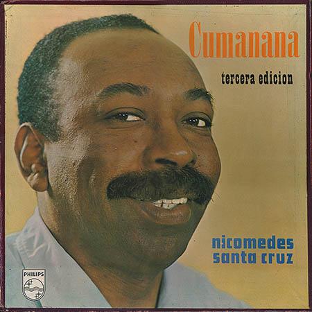 Cumanana, 3.ª edición (Nicomedes Santa Cruz) [1970]