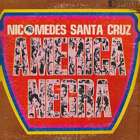 Am�rica negra (Nicomedes Santa Cruz)