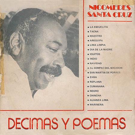 Décimas y poemas (Nicomedes Santa Cruz) [1980]