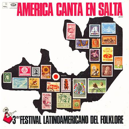 América canta en Salta (Obra colectiva)