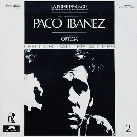 Paco Ibáñez 2 (Paco Ibáñez) [1967]