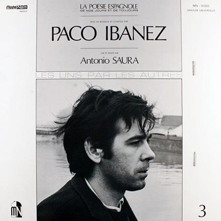Paco Ibáñez 3 (Paco Ibáñez) [1969]