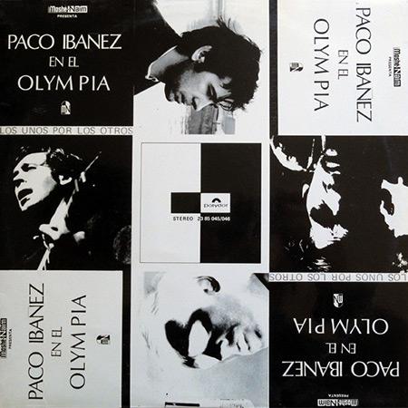 Paco Ibáñez en el Olympia (Paco Ibáñez) [1970]