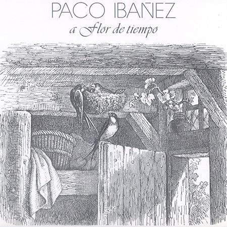 A flor de tiempo (Paco Ibáñez) [1978]