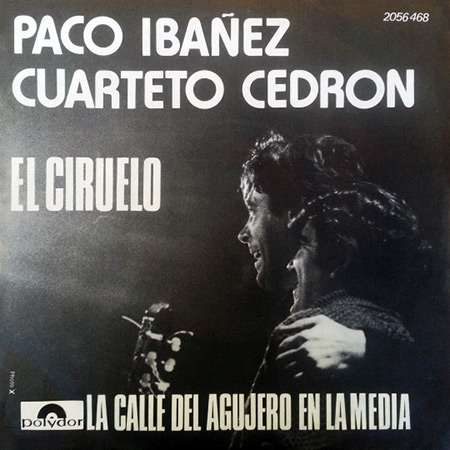 El ciruelo (Paco Ibáñez - Cuarteto Cedrón) [1975]
