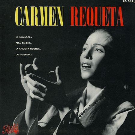 Carmen Requeta canta flamenco (Carmen Requeta)