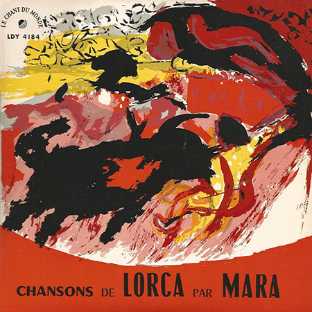 Chansons de Lorca (Mara con Paco Ibáñez) [1971]