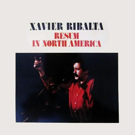 Resum in North America  (Xavier Ribalta)