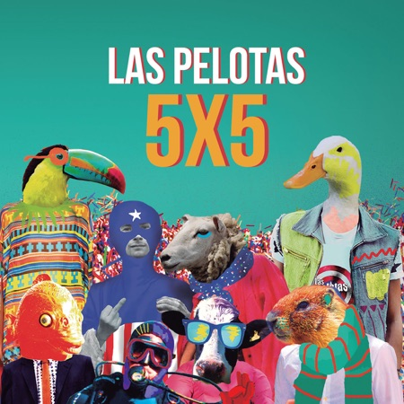 5x5 (Las Pelotas) [2014]