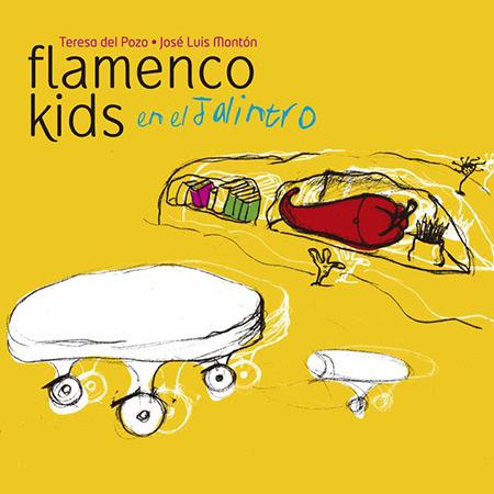Flamenco Kids en el Jalintro (Teresa del Pozo - José Luis Montón) [2014]