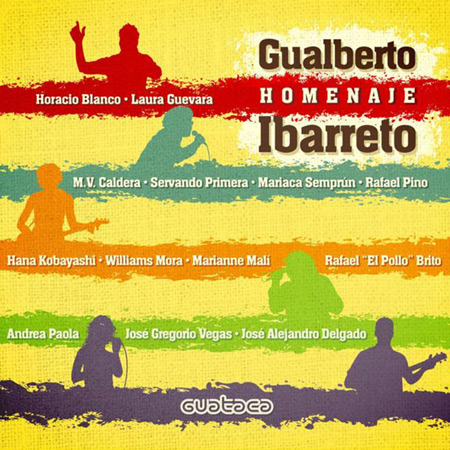 Homenaje a Gualberto Ibarreto (Obra colectiva) [2016]