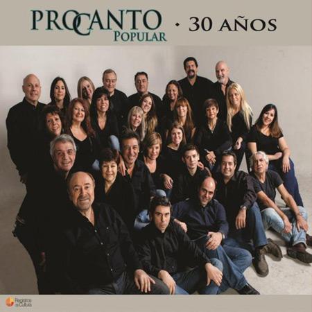 30 años (Procanto Popular) [2015]