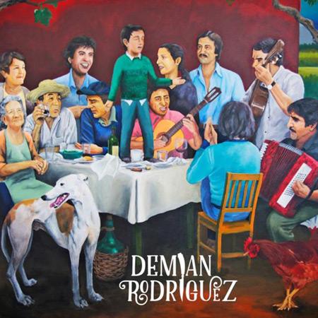 Demian Rodríguez (Demian Rodríguez) [2016]