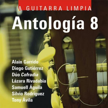 A guitarra limpia. Antología 8 (Obra colectiva) [2009]