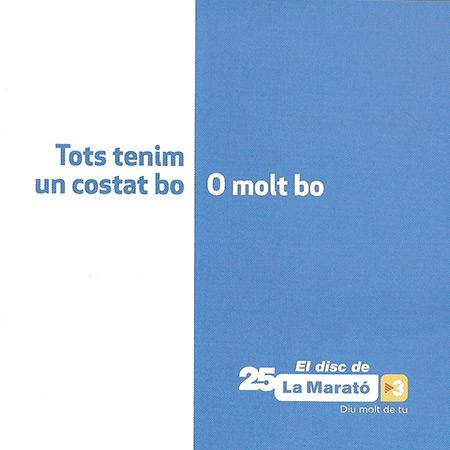 El disc de La Marató 2016 (Obra colectiva) [2016]