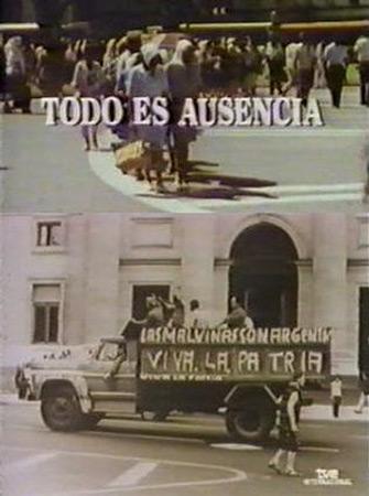 Todo es ausencia BSO (Obra colectiva) [1984]