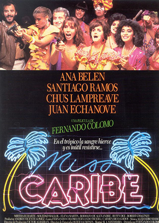 Miss Caribe BSO (Obra colectiva) [1988]