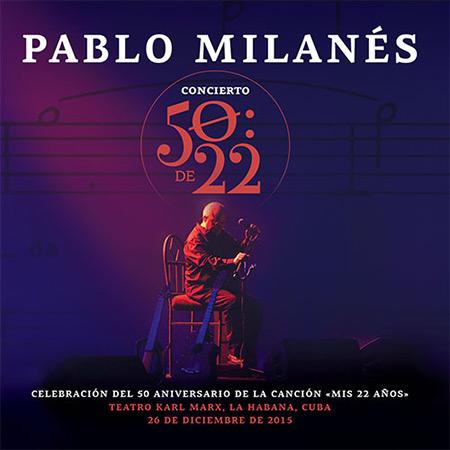 50 de 22 (Pablo Milanés) [2015]