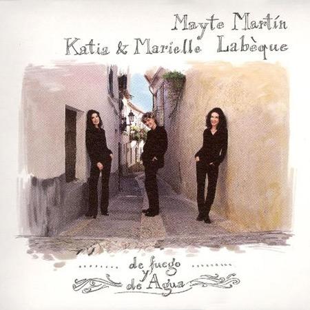 De fuego y de agua (Mayte Martín, Katia y Marielle Labèque) [2008]