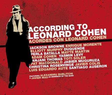 Acordes con Leonard Cohen (Reedición) (Obra colectiva) [2012]