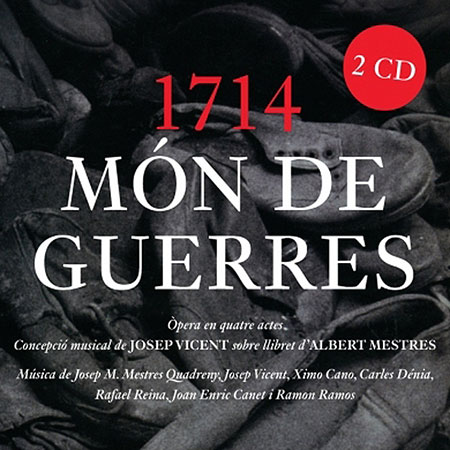 1714 Món de guerres (Obra colectiva) [2014]