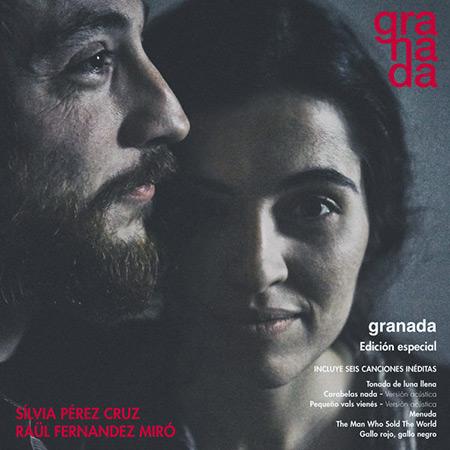 Granada (Edición especial) (Sílvia Pérez Cruz - Raül Fernández Miró) [2014]